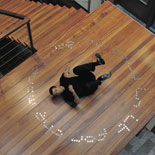'We're Only In It For The Money'<BR>Site-specific artwork, 2000